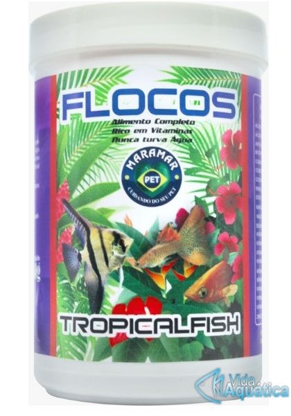Maramar Flocos Tropical Fish 150 gr
